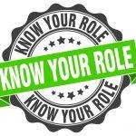 ken je rol binnen organisatie